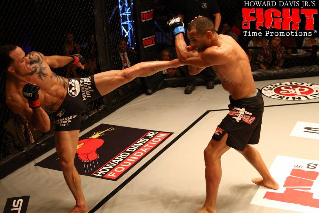 Jason Soares Kick